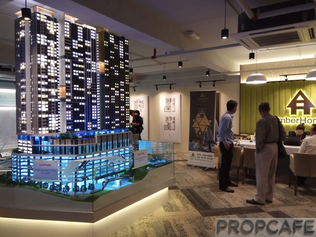 PROPCAFE™ Review : Aster Residence @ Cheras Hartamas - Accommodation ◦ Transformation ◦ Connectivity